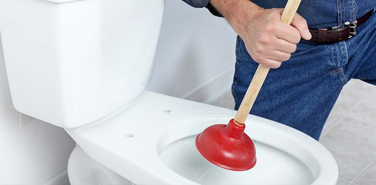 Indianapolis Clogged Toilet Repair Installation Services