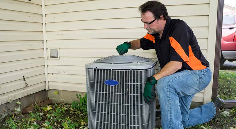 Indianapolis air handler services