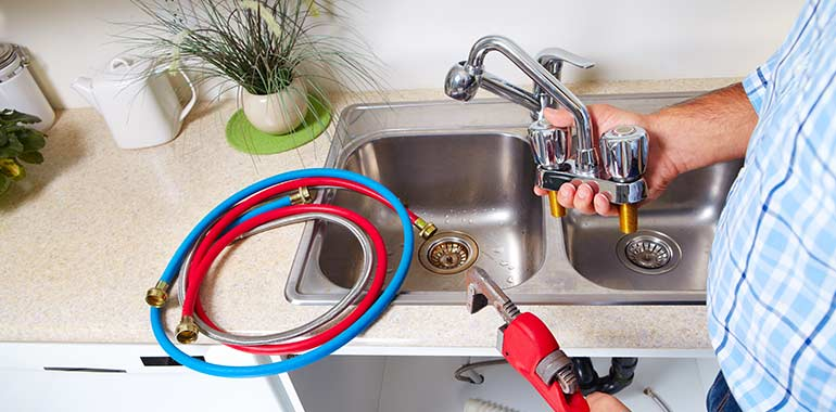 Indianapolis sink plumbing repair services
